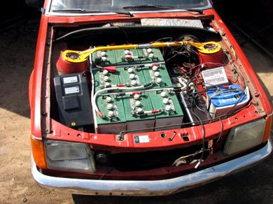 The future of Electric Battery for Vehicles?