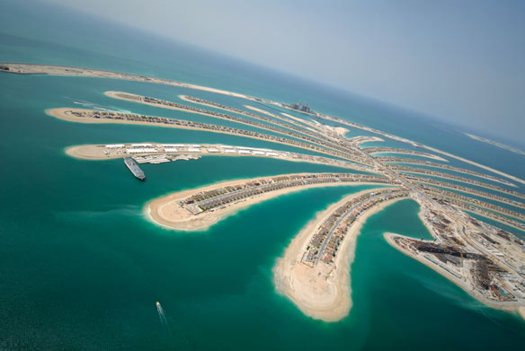 dubai-palm islands