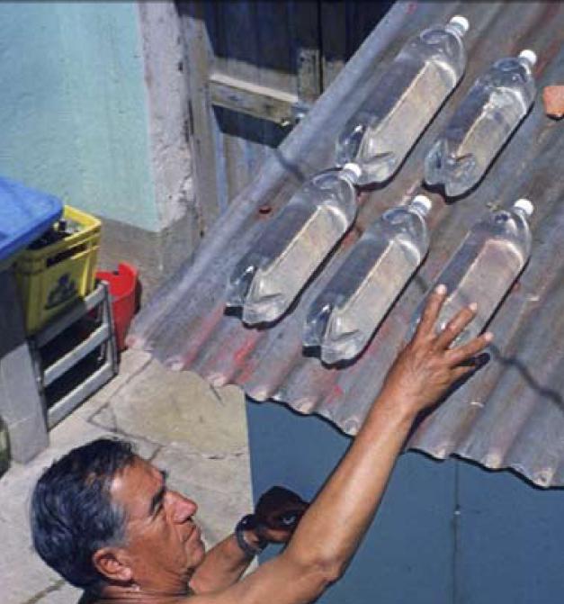 S'hydrater : trouver et purifier de l'eau Sodis