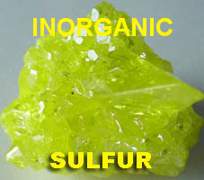 sulfur uses in everyday life